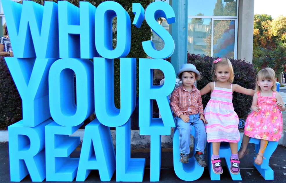 children on who's your realtor words