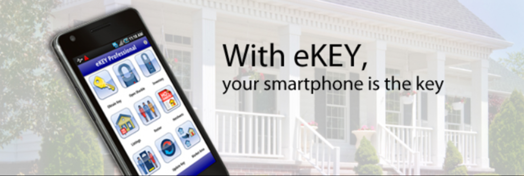 With Ekey, Your smartphone is the key