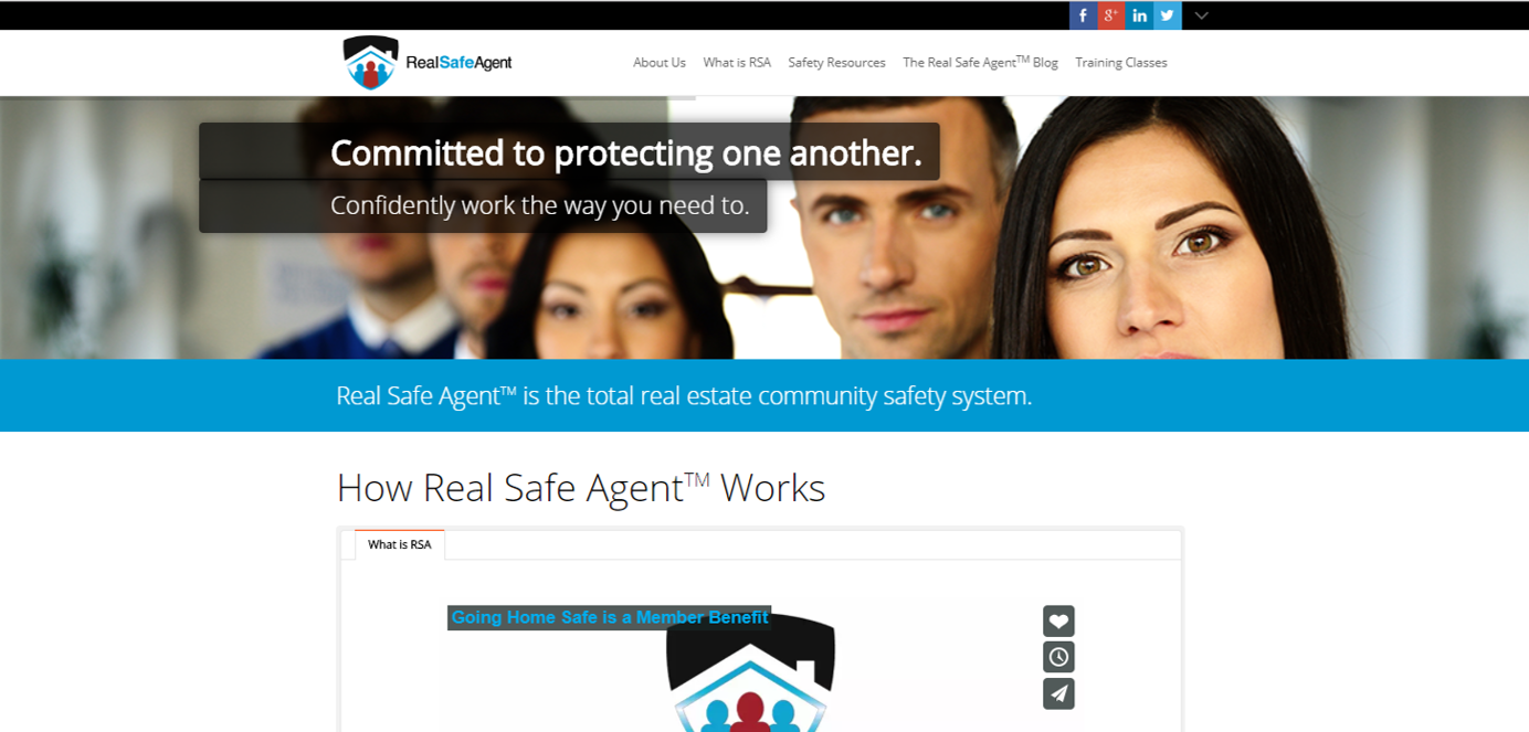 Real Safe Agent