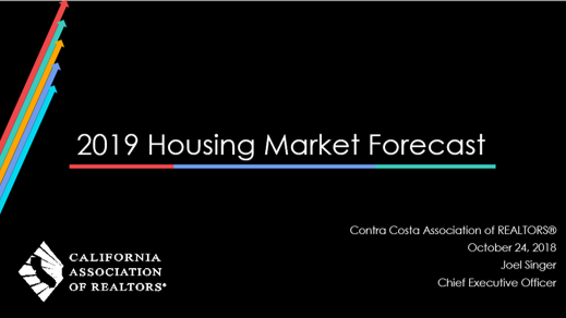 2019 Housing Market Forecast