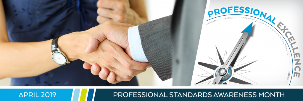 April 2019 Professional Standards Month