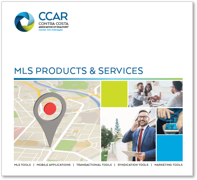 MLS PRODUCT PLATFORM - CCARToday - Contra Costa Association