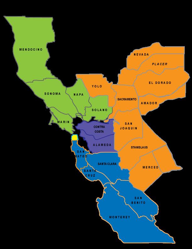 norcal alliance map