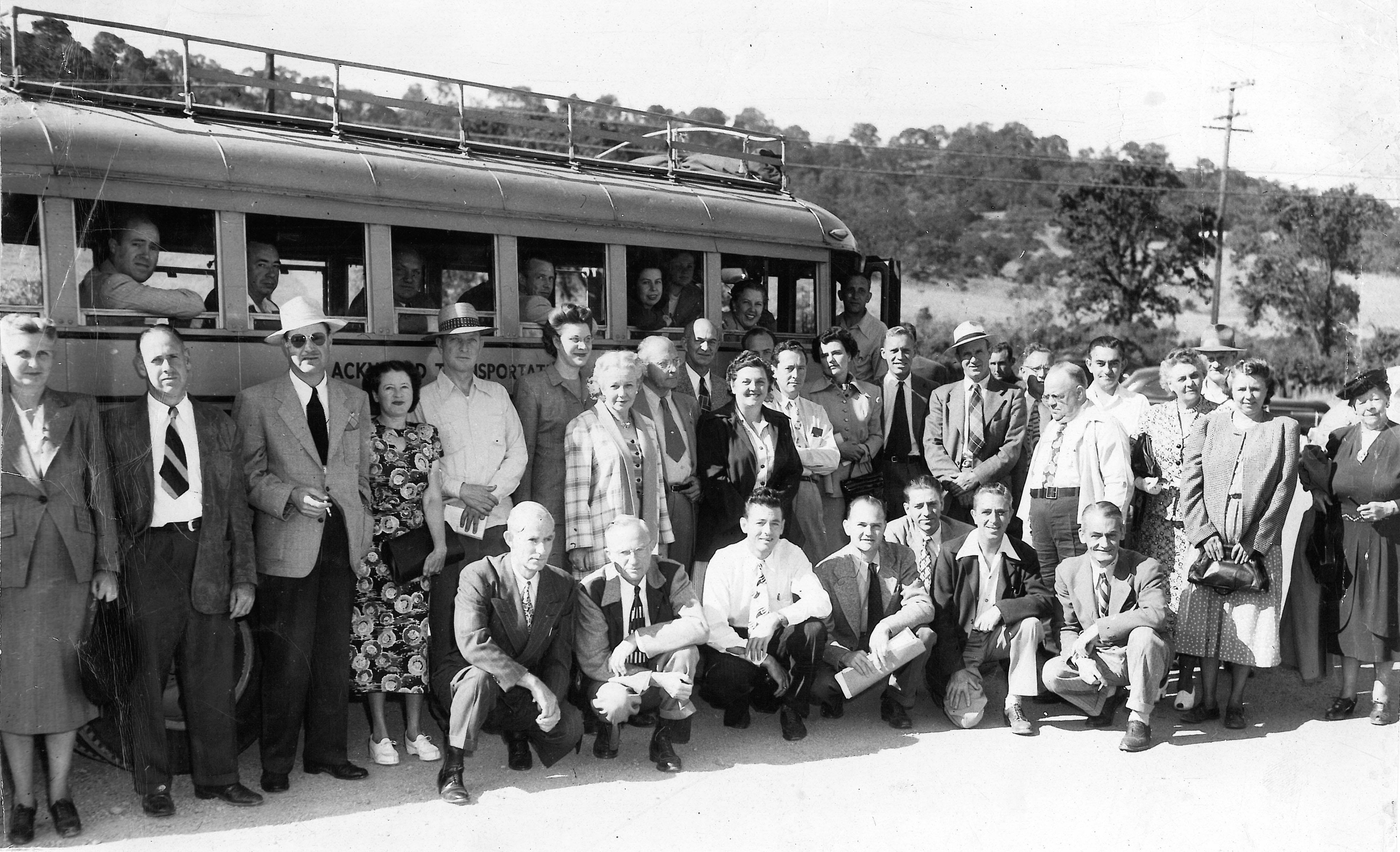 1950s Broker Tour