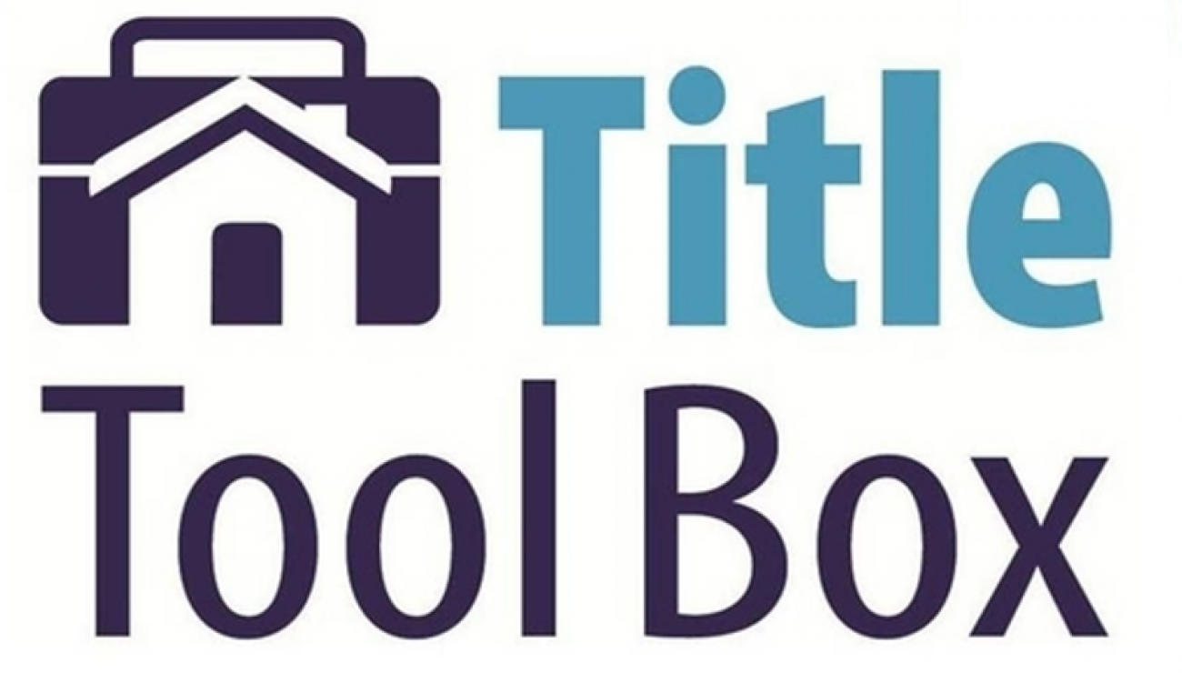 Title Toolbox Icon