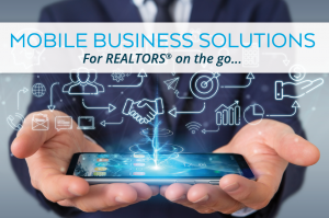 mobile business ad