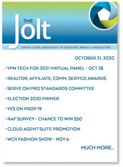 Weekly Jolt - Click to Read